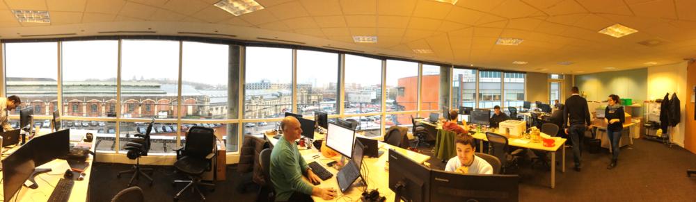 Zeetta Networks new office