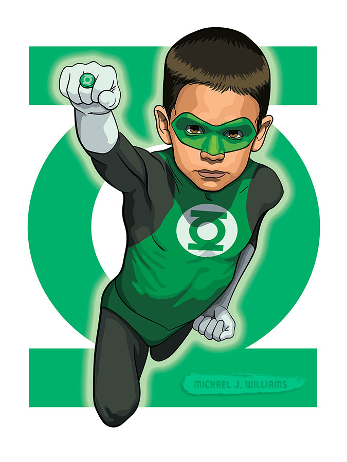 MichaelJWilliams_YoungGreenLantern.jpg