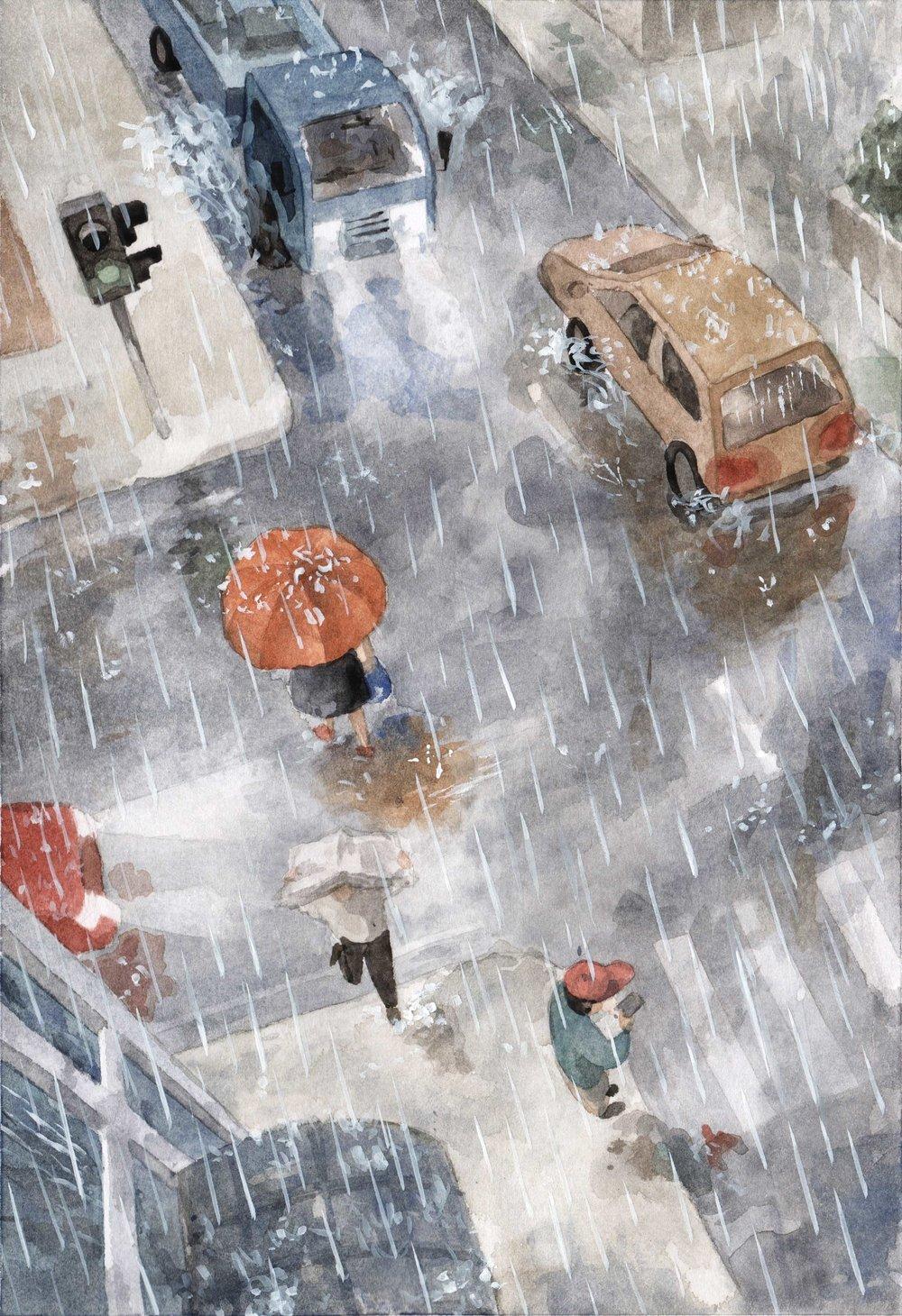 Monsoon City