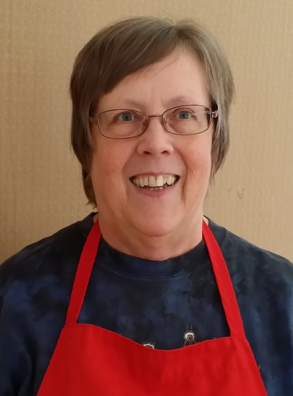 Carol - chief cook and recipe creator