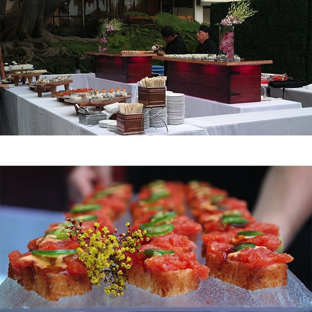 TRY A UNIQUE CATERING 🍙🍣#smartsushila#sushila#sushi#catering#losangeles#california#venues#fairmonthotel#sushibar#healthy#weddingcatering#cateringservice#sushicateringinlosangeles#crispyrice#spicytuna#perfection#sushila#events#sushievent