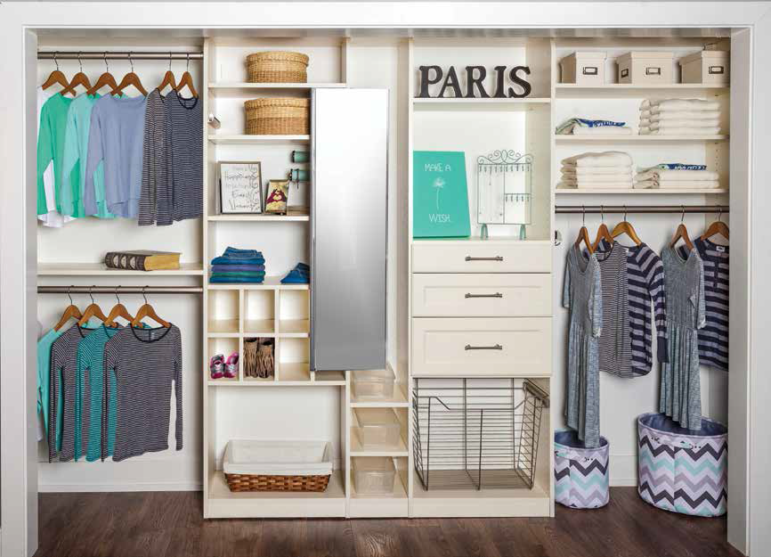 Delicieux MAKING THE MOST OF SMALL CLOSETS IN DELAWARE AND BEYOND U2014 Closet Envy  Designs