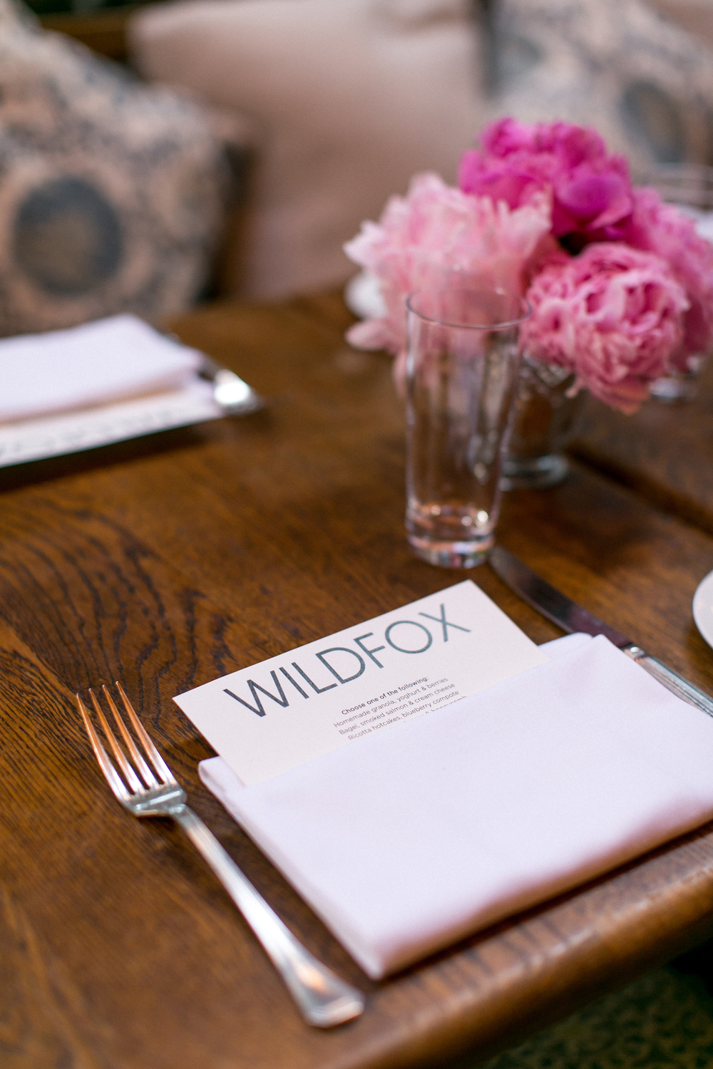 Fashion for Breakfast with Wildfox