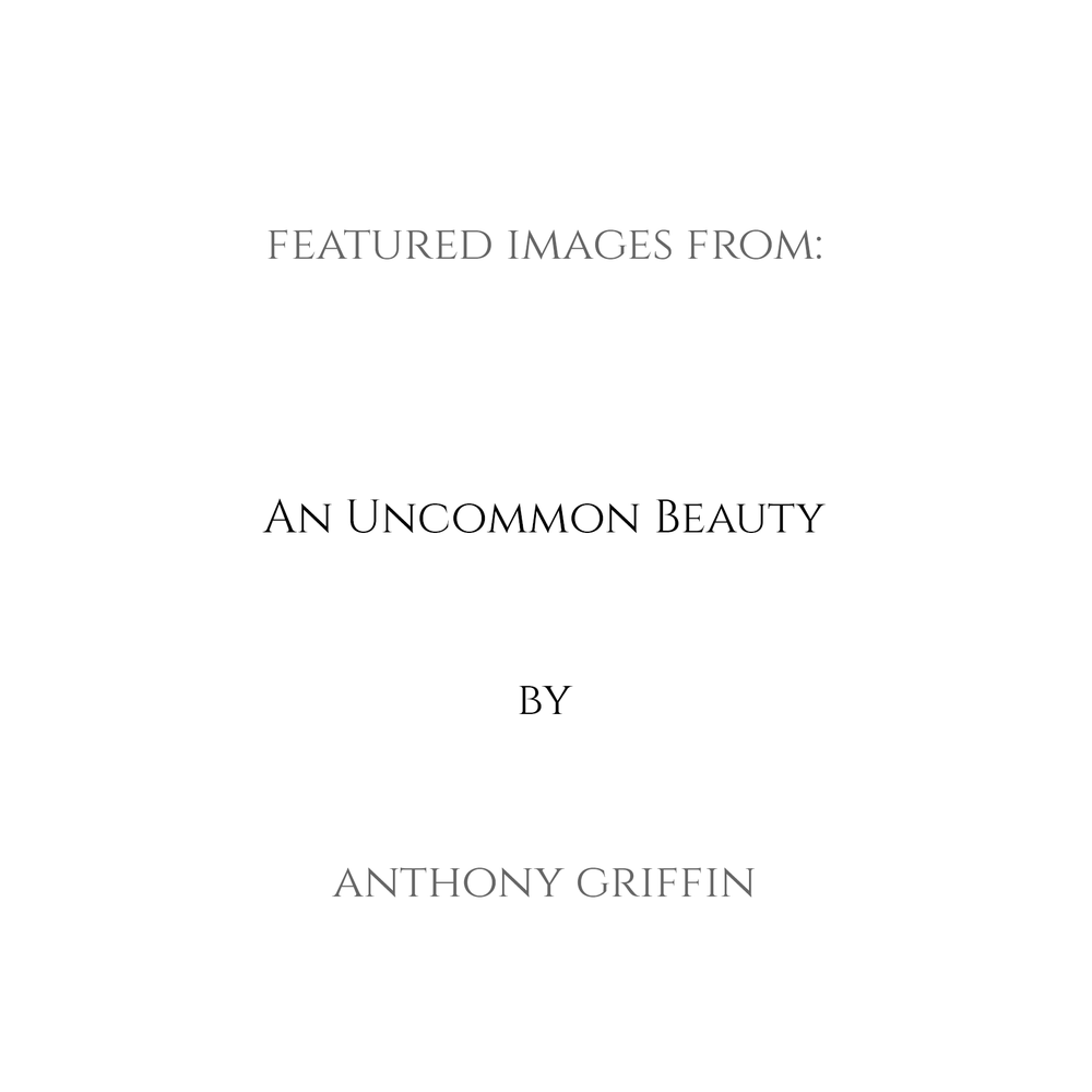 featured work: An Uncommon Beauty
