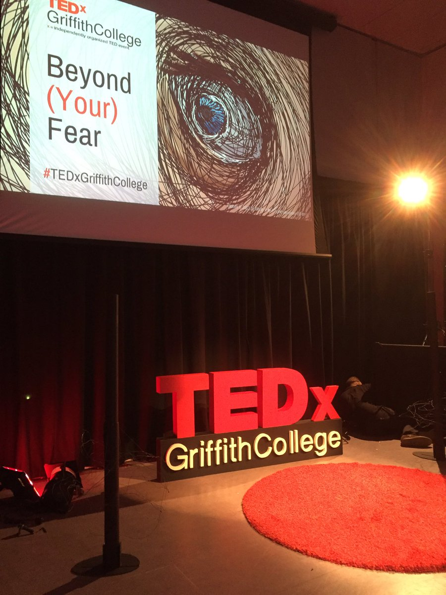 photo: @TedxGriffith1