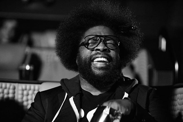One of my favorites. The one and only @questlove #karstenstaigerphotography