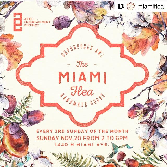 November 2016 Miami Flea