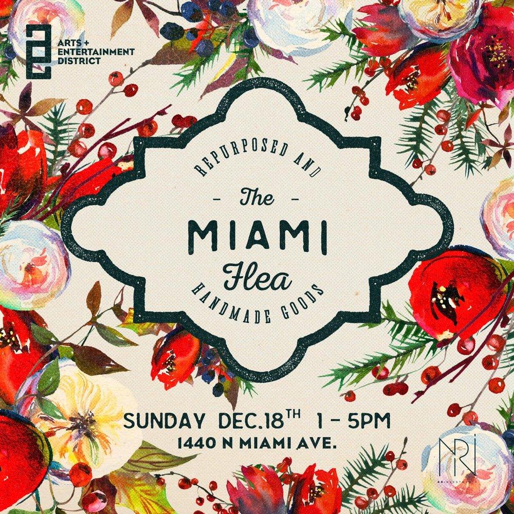 December 2016 Miami Flea