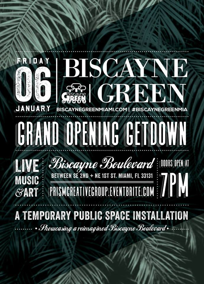 Biscayne Green 2017