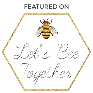Featured on Let's Bee Together 300px.png