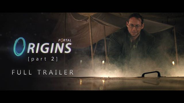 The trailer for #PortalOrigins [part 2] lands tomorrow. #GetReady  #excited #reveal #premiere #filmmaking #camera #short #portal2 #companioncube #science #portal #crowdfunding #portalgun #dishonored #valve #bethesda #fallout #gaming #videogames #chell #cosplay #cavejohnson #movie #ronin #blackmagic #ursamini #crew #science