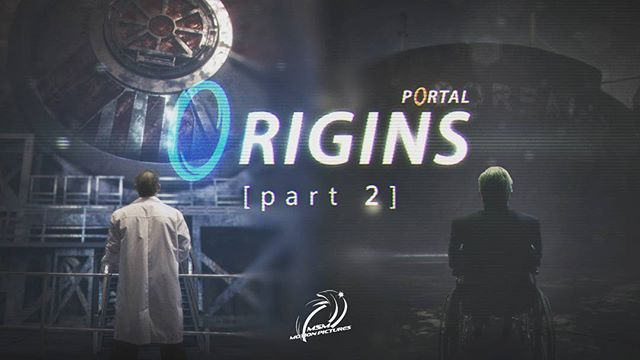 Welcome to Aperture Science. #PortalOrigins [part 2] is here. https://youtu.be/F7M7pN6nzsg  #excited #reveal #filmmaking #camera #short #portal2 #companioncube #science #portal #crowdfunding #portalgun #dishonored #valve #bethesda #fallout #gaming #videogames #chell #cosplay #cavejohnson #movie #ronin #blackmagic #ursamini #crew #science