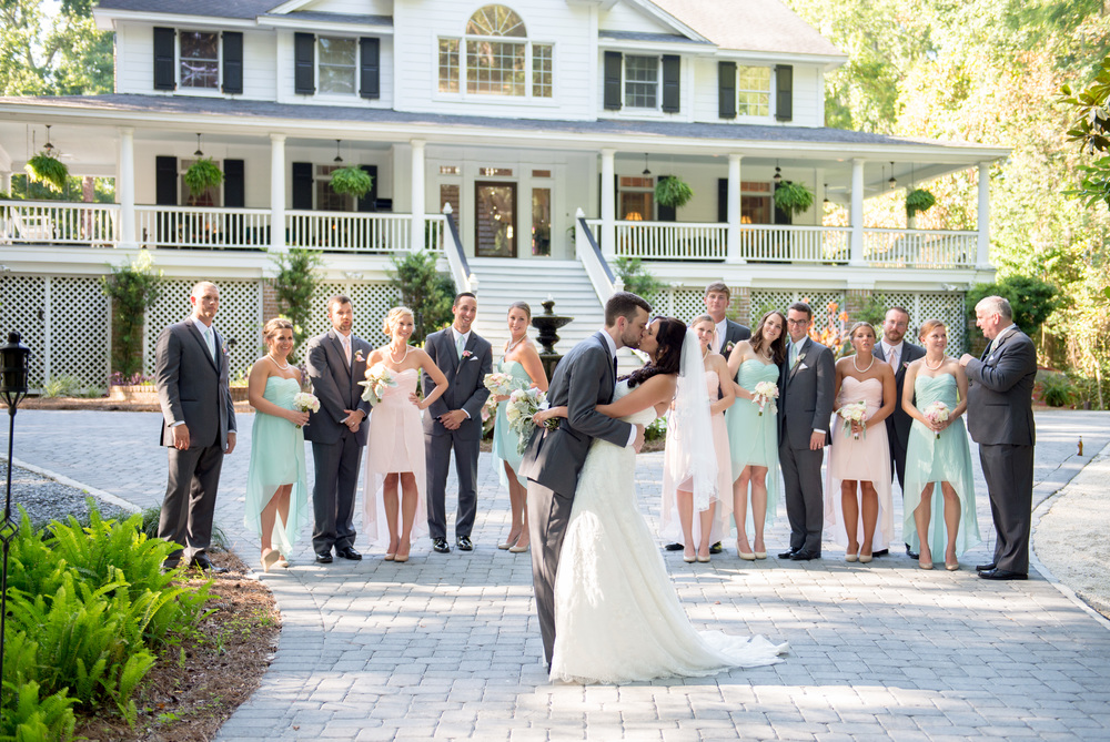 The Mackey House Wedding