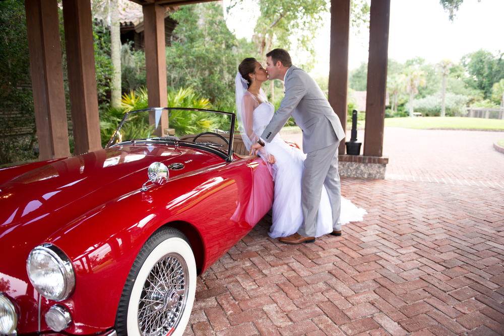 Federica Golf Club Wedding