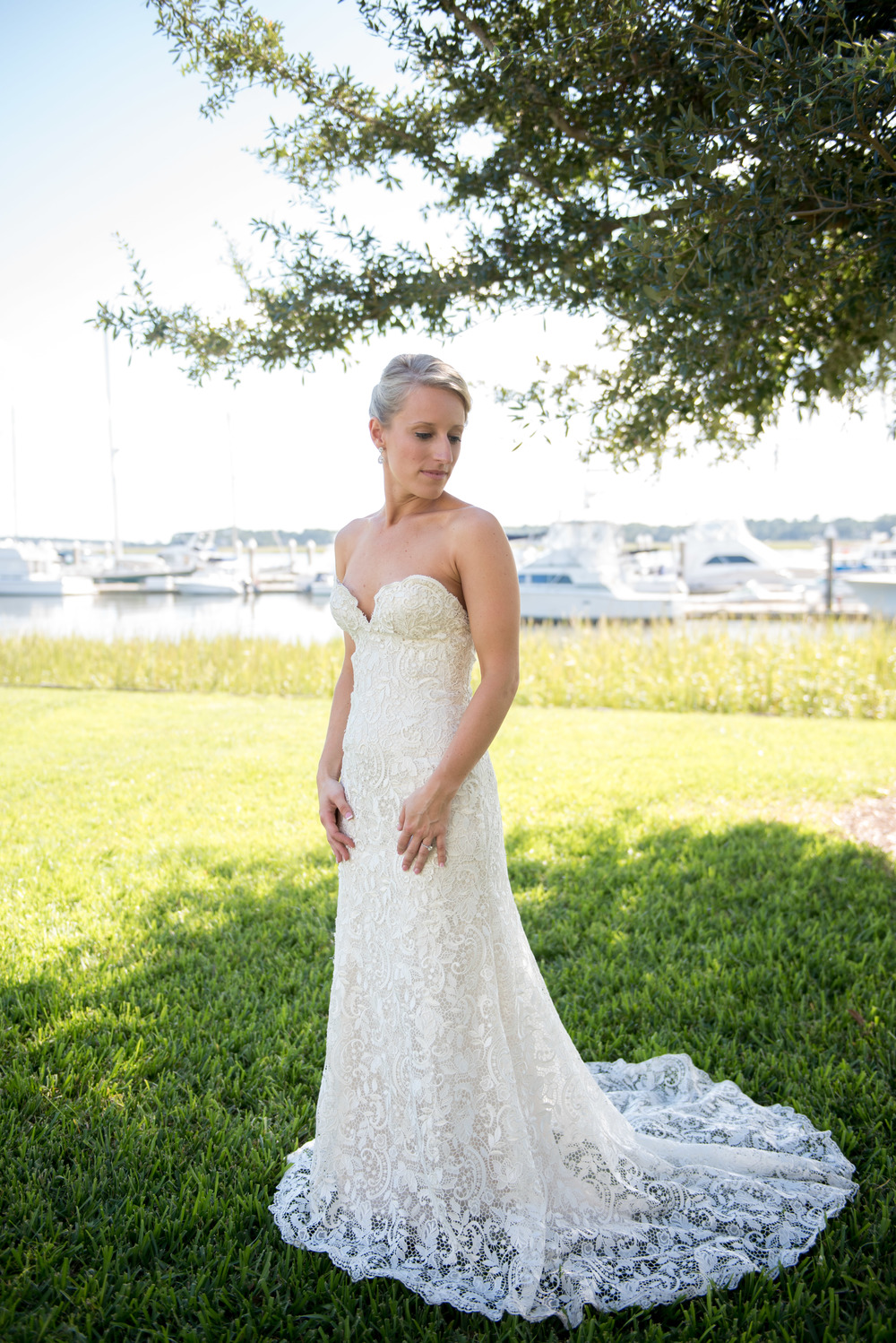 Savannah Yacht Club Wedding