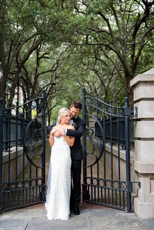 Charleston Wedding Photography: William Aiken House