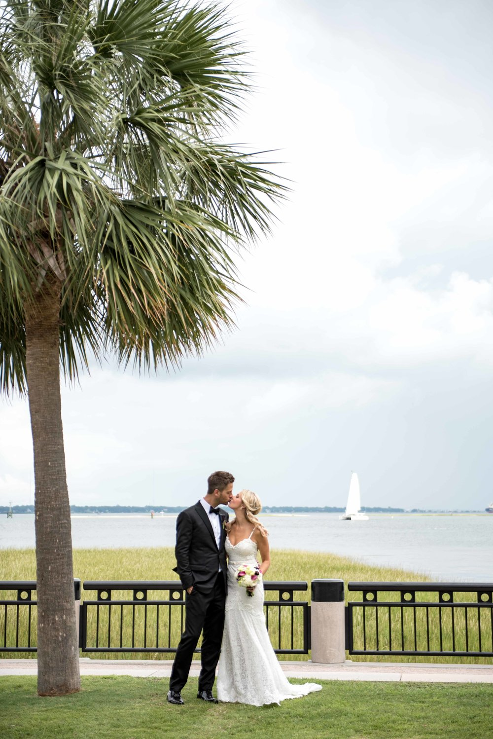 Charleston Wedding Photography: William Aiken House