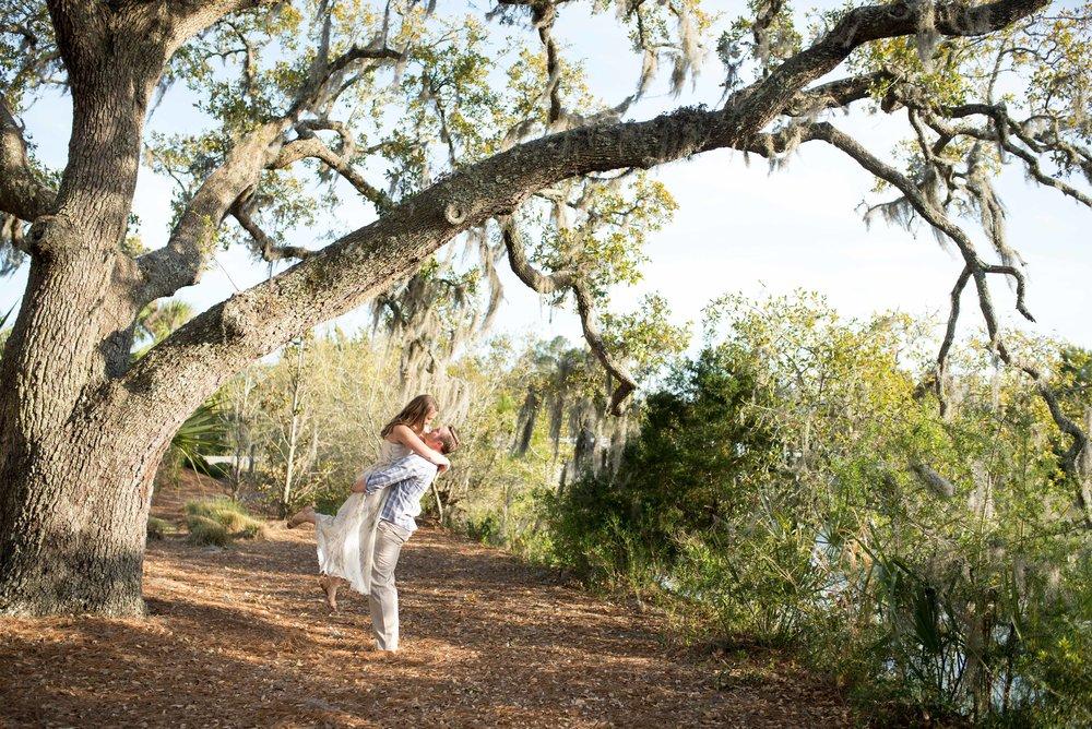 Charleston Engagement Photography