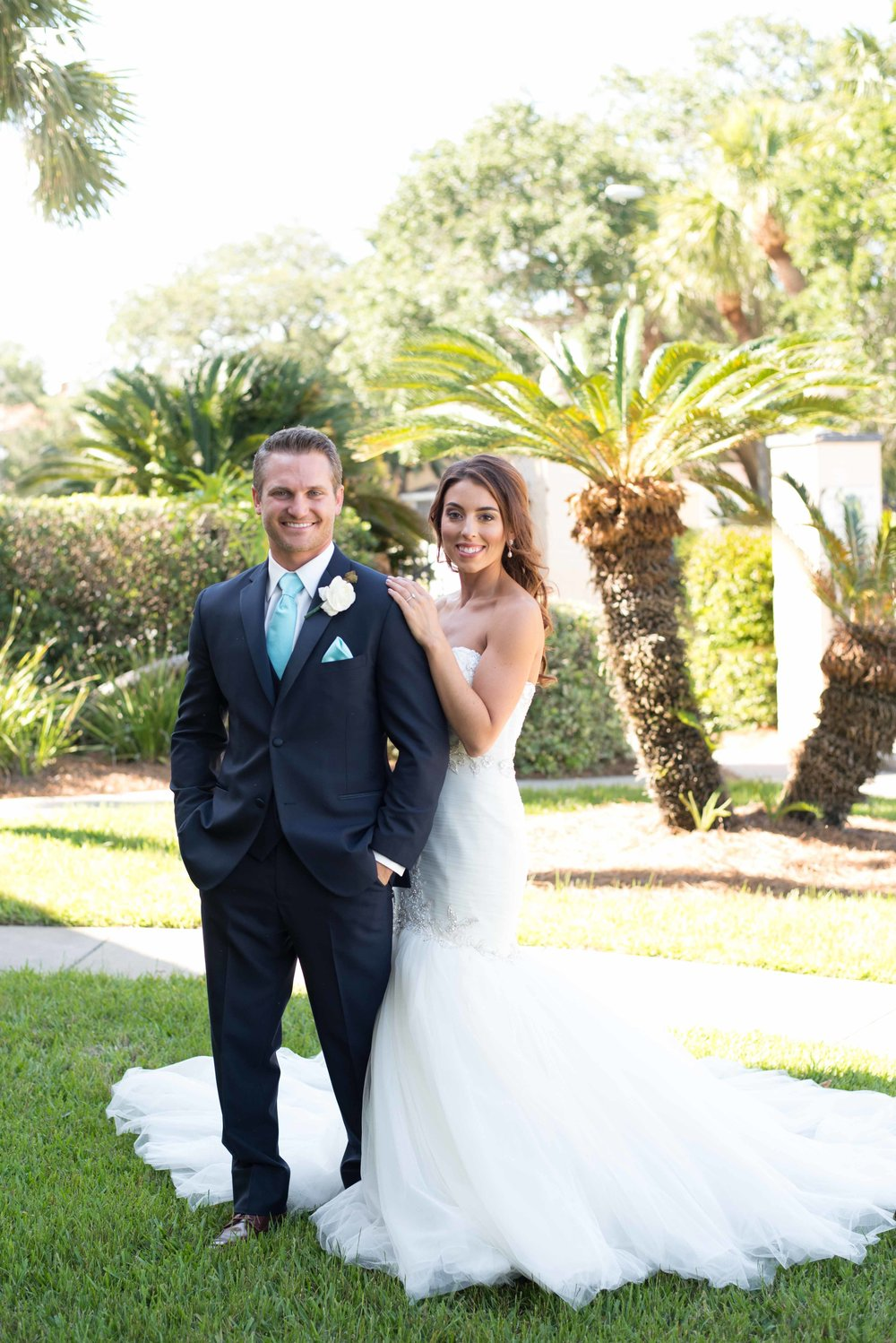 Saint Simons Island Wedding