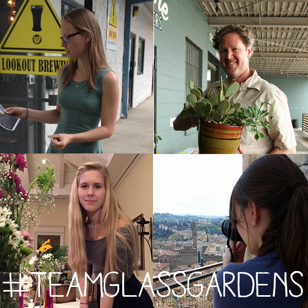 Glass Gardens Team