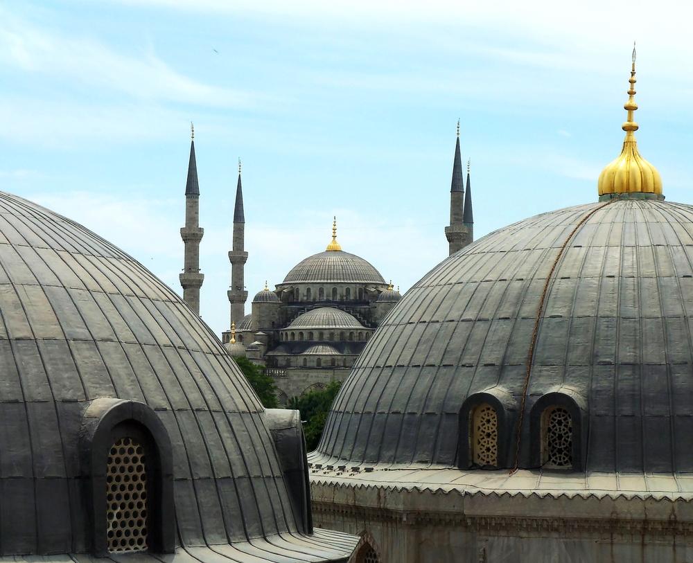 Farzana 4 the blue mosque.JPG