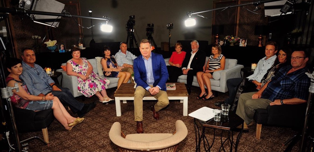 60 Minutes interview, Bowral - 11 to 12th November, 2015 #TakeKare #60Mins