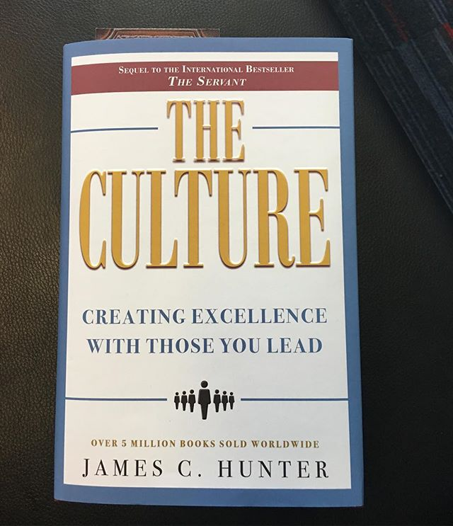 It's coming! Order yours now. James C. Hunter's third book and sequel to The Servant. This man's work has influenced my life in powerful ways. A must read!