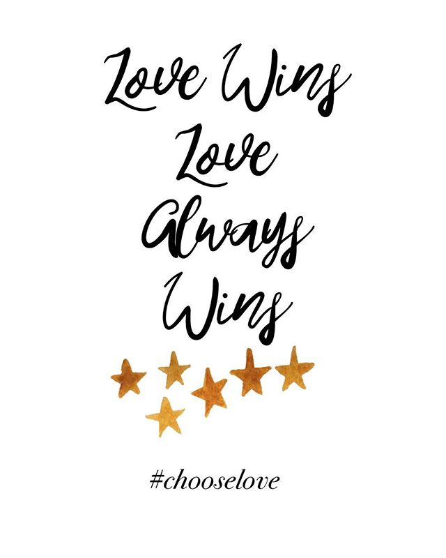 Happy Love is a Verb Day! #chooselove #agape