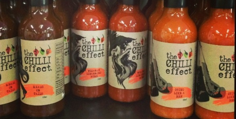The Chilli Effect