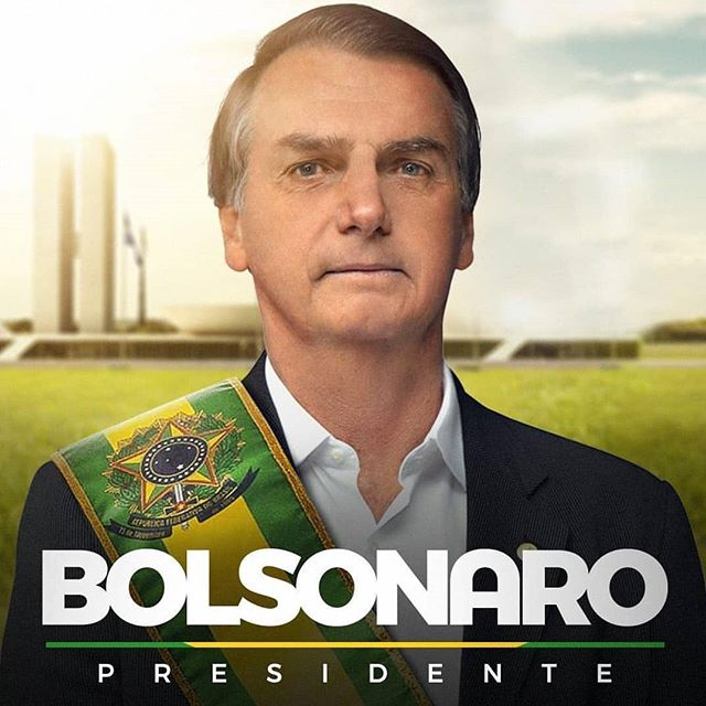 Falta pouco para elegermos nosso 38° presidente. 🇧🇷 #JairMessiasBolsonaro #Bolsonaro17