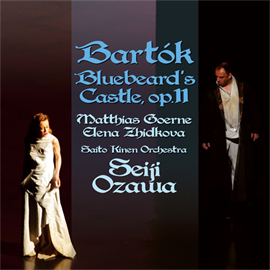Just released: CD of Bartok's Bluebeard's Castle with Seiji Ozawa, Saito Kinen Orchestra, Matthias Goerne, and Elena Zhidkova. (William and Catherine Hudgins playing the 1st and 2nd clarinet parts.) These were electrifying performances!