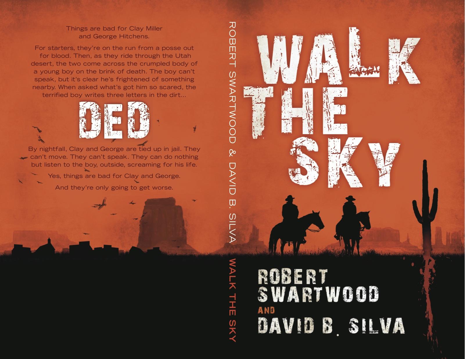 Walk The Sky POD