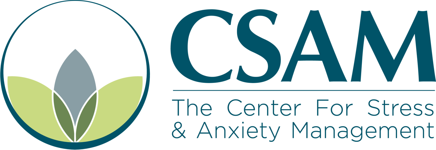 The Center for Stress & Anxiety Management
