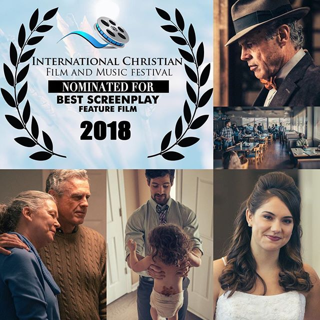 Thank you, International Christian Film Festival for 8 total nominations including Best Screenplay!! Like Arrows has also been nominated for... -Best Picture! -Best Lead Actor Alan Powell -Best Lead Actress Micah Hanson -Best Supporting Actress Katherine Shepler -Best Director Kevin Peeples -Best Musical Score - by Kyle McCuiston -Most Inspirational Film!  www.InternationalCFF.com #likearrows