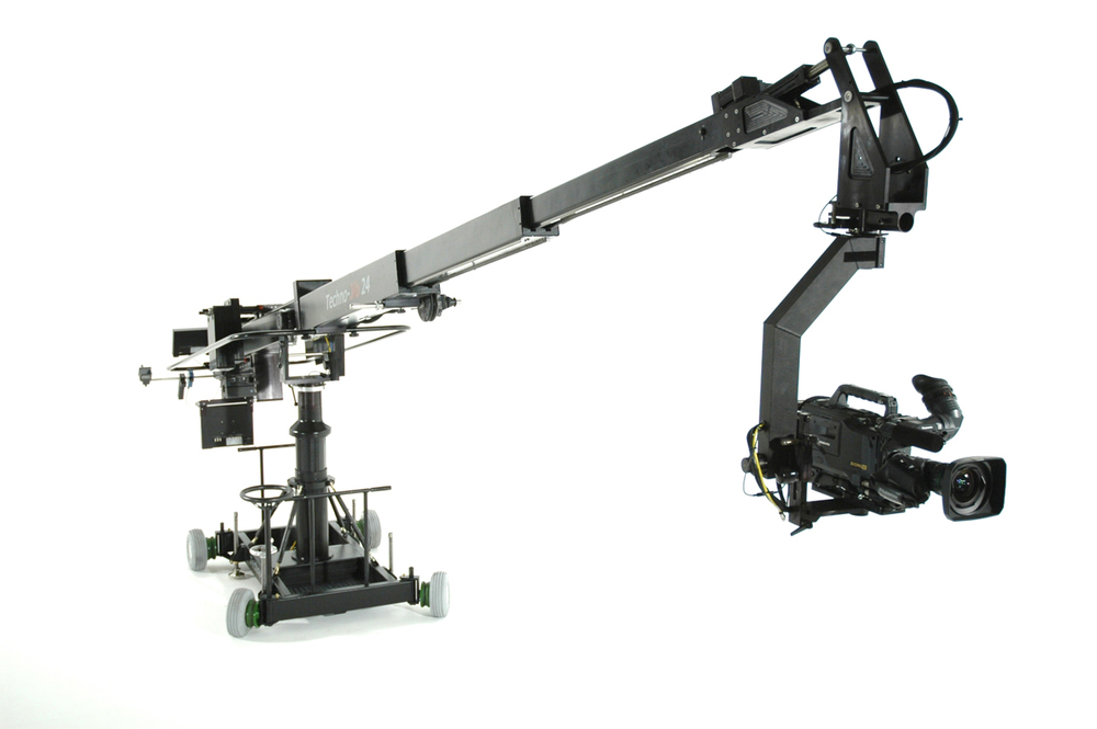 Electric Trailer Dolly >> Crane & JIB | SIGHT + SOUND STUDIOS | Hawaii Film Production Company | Camera Rental House ...