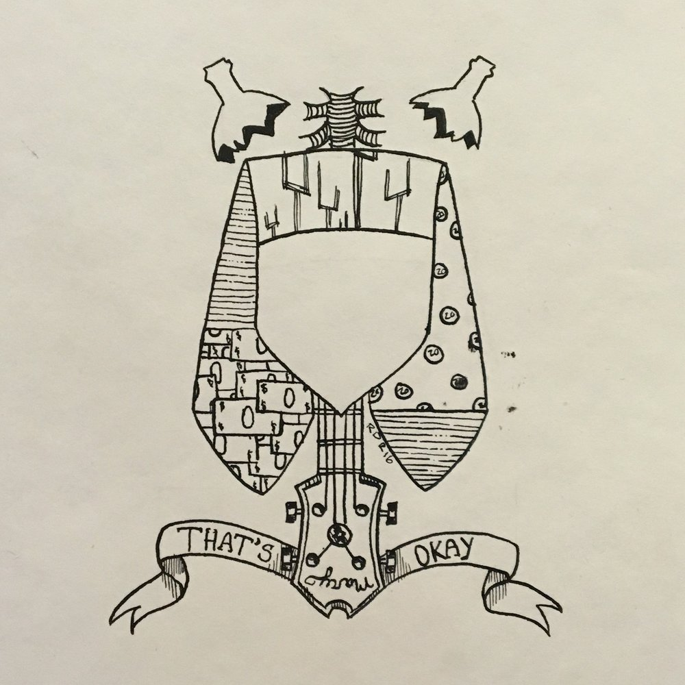 Personal coat of arms | 10th grade