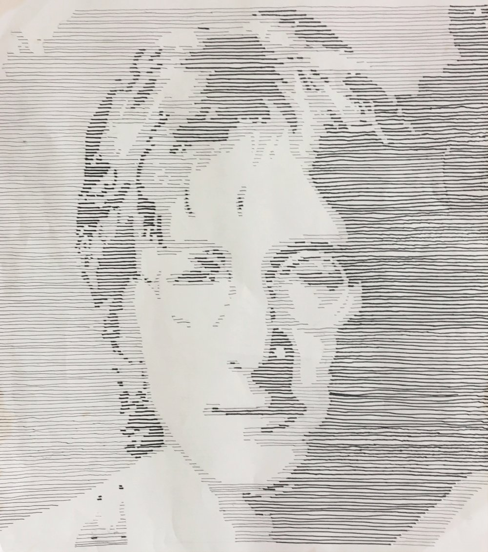 John Lennon | Ink | 11th grade