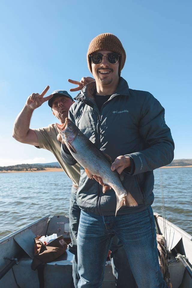 AZ trout