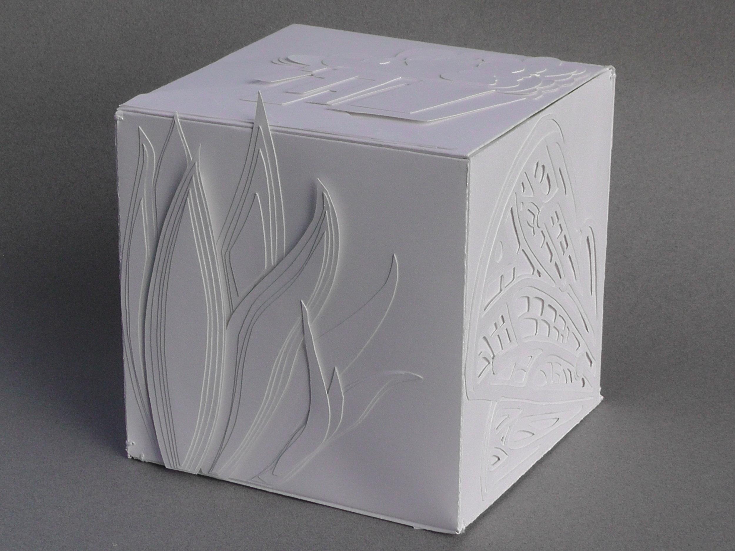 modular relief cube