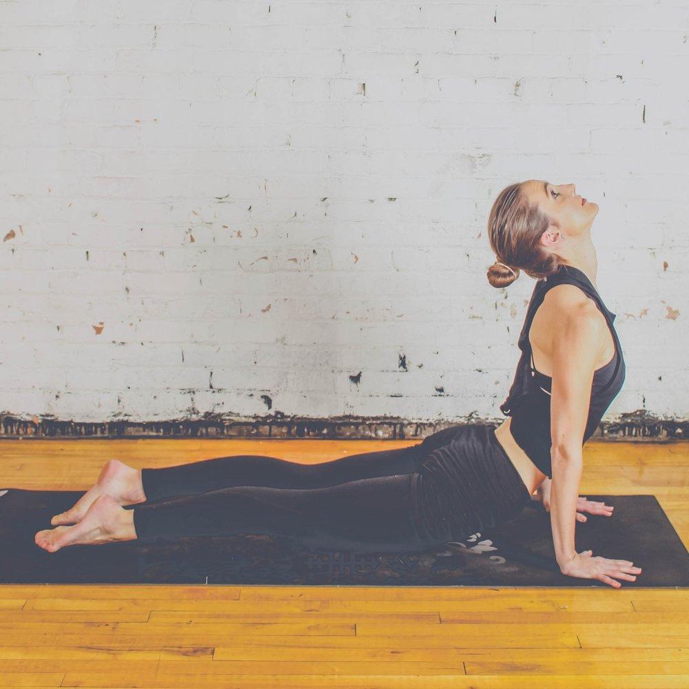 - Vinyasa Flow Yoga