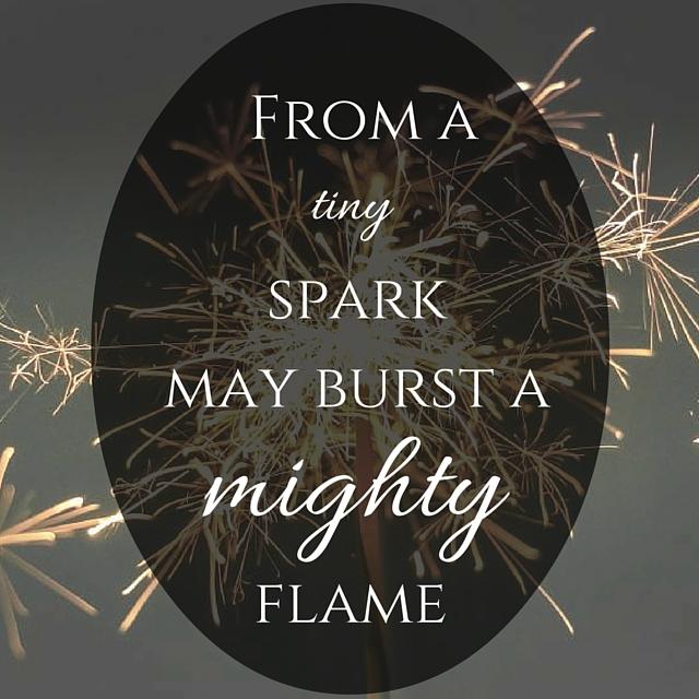 From a spark.jpg