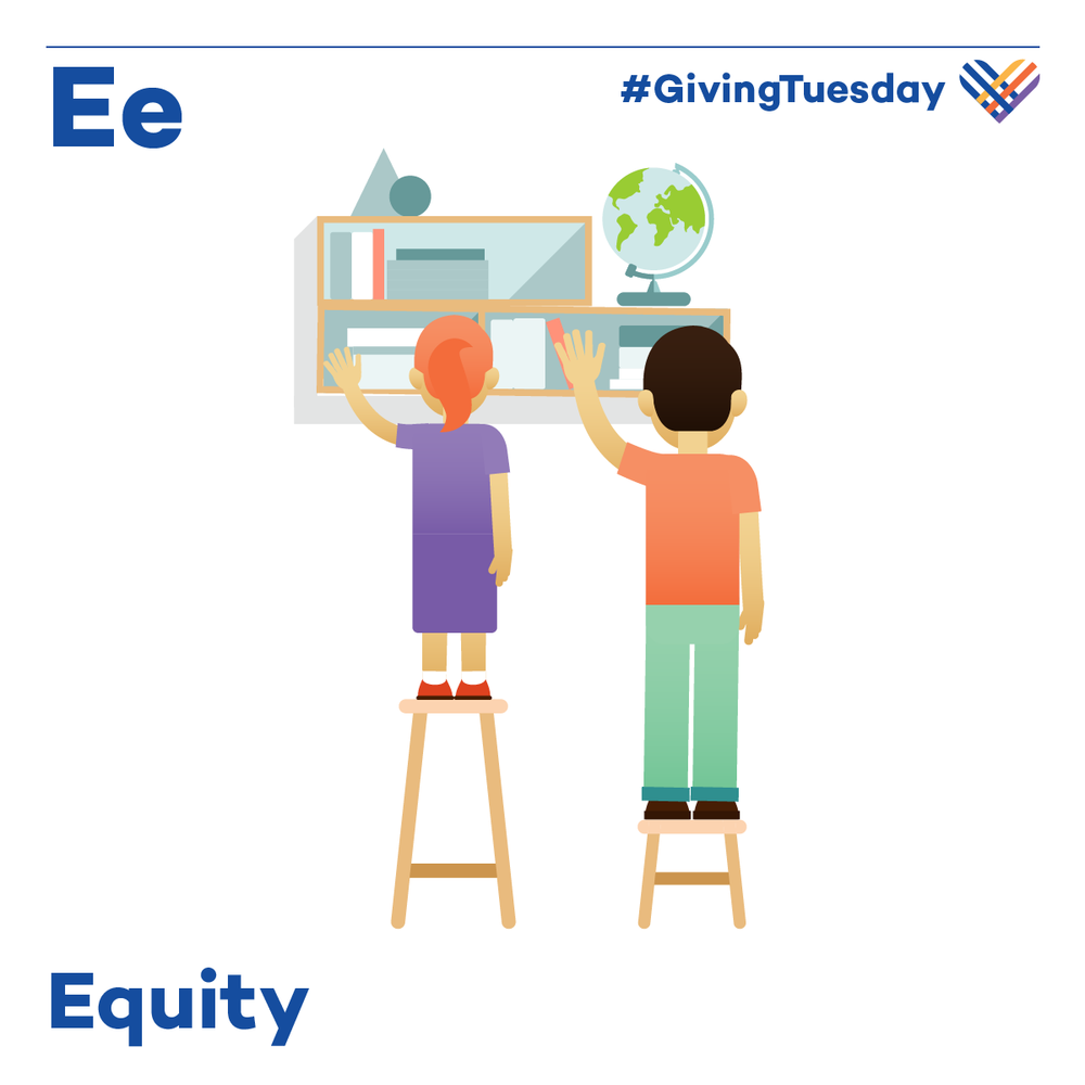 In education, the term equity refers to the principle of fairness. Equity encompasses a wide variety of educational models, programs, and strategies that may be considered fair, but not necessarily equal.