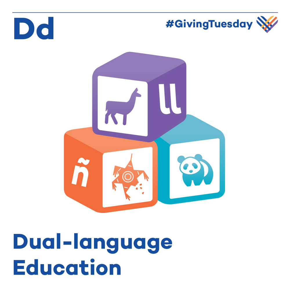 Dual-language education ensures that students who are not yet proficient in English, are given equitable opportunities to succeed in and complete their education.