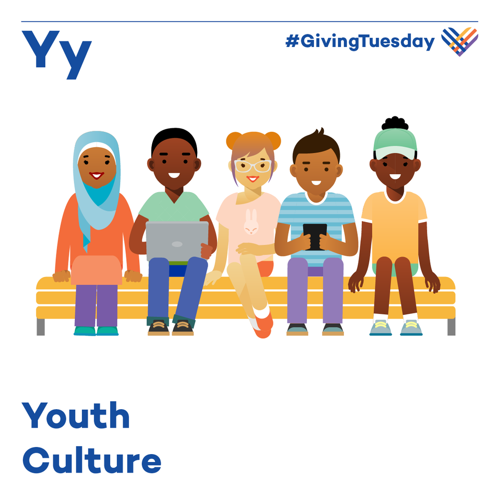 The concept is that adolescent youths are a subculture with norms, mores, behaviors and values that differ from the main culture of older generations within society - of which teachers need to be knowledgeable.