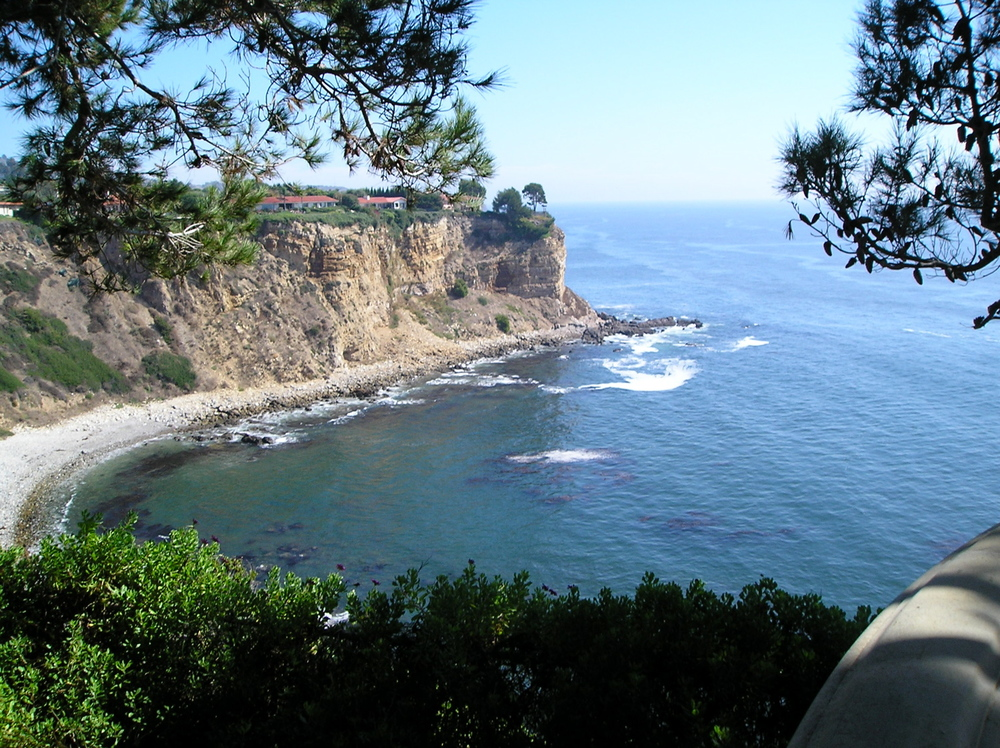 Dynamic views of the Palos Verdes Peninsula influenced my aesthetic sensibilities.