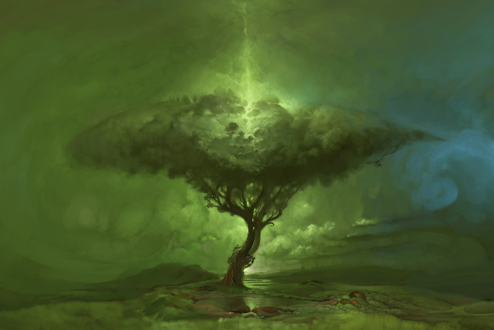 TREE of LIFE (green)