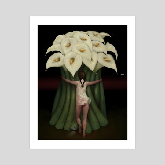$15 - $80 for archival print with white boarder. Click image to see more options.