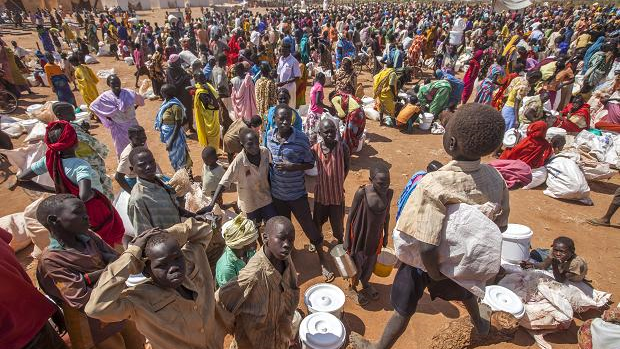 sudan refugee camp divestment