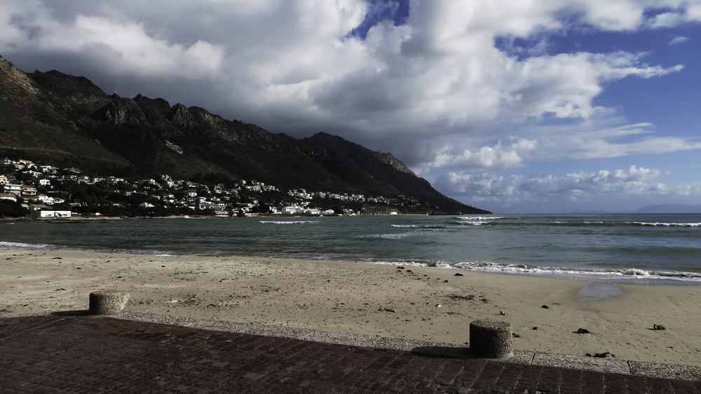 Gordons bay SA, One picture couldn't possibly capture what I really took away that day. The broader lesson was to let our landscapes truly shape us, to not get in the way of ourselves. To identify with our experiences.