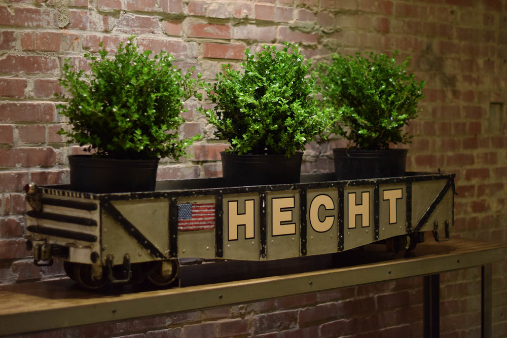The Hecht Warehouse DC